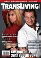 TRANSLIVING ISSUE 52 TRANSVESTITE CROSS DRESSER TRANSGENDER LIFESTYLE MAGAZINE