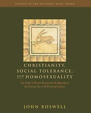 Christianity, Social Tolerance, and Homosexuality: Gay People in Western Europe