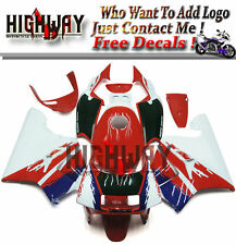 Fairings For Honda NSR250R NC21 90-1993 ABS Fairing Kit Bodywork White Red Blue
