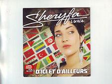 """cd  3 titres Sheryfa Luna //   """" d'ici et d'ailleurs """""""
