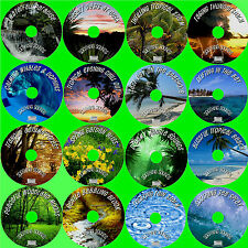 SOUNDS OF NATURE 16 SOOTHING AUDIO CD'S BIRDS SEA RAIN JUNGLE WAVES THUNDER ETC