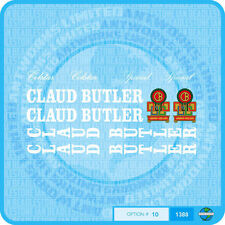 Claud Butler - Colstar - Special - Bicycle Decals Transfers Stickers - Set 10