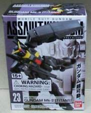 MSG ASSAULT KINGDOM VOL 6 #23 GUNDAM Mk-II TITANS NEW IN BOX BAN DAI #saug15