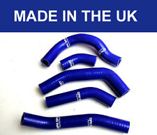 HONDA CRF250 CRF250R 2014 2015 2016 SILICONE RADIATOR HOSES WATER PIPES BLUE
