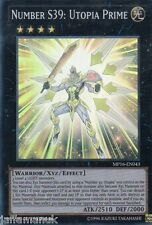 Number S39: Utopia Prime - MP16-EN043 - Super Rare  1st Ed