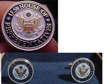new pair house of representatives   cufflinks no signature