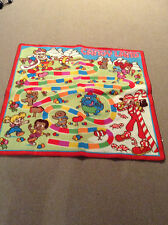 "Childrens Floor Play Mat - Candyland - 100% nylon - 39"" by 39"""