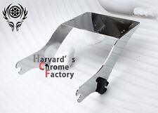 CHROME Trunk Mount for Harley Davidson Razor Chop King Tour Pak 1997-2008