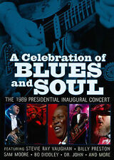 New:A Celebration of Blues & Soul: The 1989 Presidential Inaugural Concert [V21]