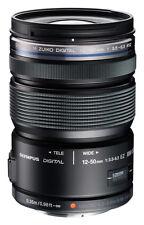 Olympus M.Zuiko Digital ED 12-50mm 12-50 1:3.5-6.3 EZ schwarz NEU + OVP