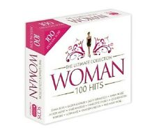 Ultimate Collection Woman 100 Hits 5-CD NEW SEALED Gloria Gaynor/Diana Ross+
