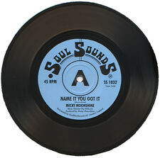 "MICKY MOONSHINE  ""NAME IT YOU GOT IT""   KILLER UK NORTHERN SOUL / CLUB  LISTEN!"