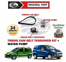 FOR FIAT FIORINO QUBO 73BHP 1.4 8V 2008-  NEW TIMING CAM BELT KIT + WATER PUMP
