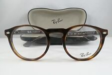 Ray-Ban RB 5283 5607 Havana/Clear Grey New Authentic Eyeglasses 49mm w/Case
