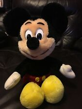 Mickey Mouse Disneyland Plush Stuffed Animal 12""