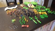 Vintage Britains Space Guards /Space Aliens Figures & Vehicles