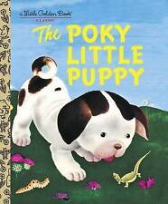 THE POKY LITTLE PUPPY by Janette Sebring Lowrey Hardback New Book Free Shipping