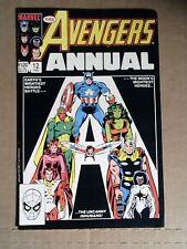 Avengers Annual #12 (Jan 1984, Marvel)
