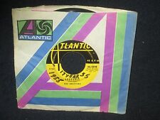 """The Drifters """"Adorable/Steamboat"""" 45"""
