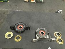 MERCEDES VITO VIANO PROPSHAFT CENTER SUPPORT BEARING SET FRONT REAR NEW
