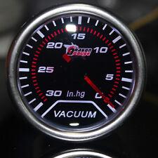 Auto KFZ Universal Vakuum Anzeige LED Zusatz Instrument Vacuum Gauge