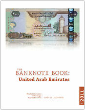 United Arab Emirates chapter from new catalog of world notes, The Banknote Book