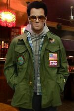 Screen Accurate TRUE ROMANCE Patch / Blood Chit Set for M65 Field Jacket