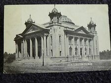 Early 1900's The First Baptist Church in Amarillo, Tx Texas PC