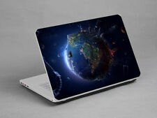 LAPTOP NOTEBOOK SKIN STICKER COVER DECAL ART EARTH HP DELL NEC IBM 15.6  inch