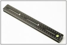 "12""x 0.625"" rail for arca swiss kirk markins wimberley benro hejnar acratech"