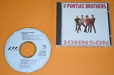 The Pontiac Brothers - Johnson / Line Music 1988 / W. Germany / Rar