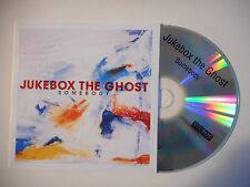 JUKEBOX THE GHOST : SOMEBODY ( RADIO EDIT ) ♦ CD SINGLE PORT GRATUIT ♦
