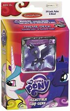 My Little Pony Collectible Card Game Canterlot Nights Princess Luna Deck NIP