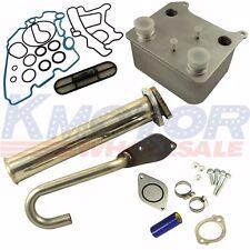 New EGR Delete kit and Oil Cooler For Ford 6.0L 2003-07 Powerstroke Diesel F250