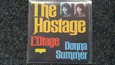 Donna Summer - The hostage (L'otage) 7'' Single FRANCE