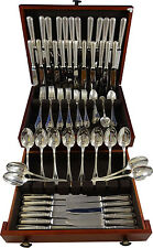 Albi by Christofle Sterling Silver Flatware Service Set For 12 Dinner 108 Pieces