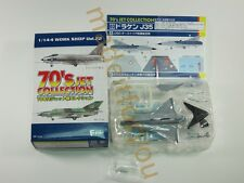 F-Toys 70's JET Collection Vol.22 1/144 Saab J350 Draken (Austrian Air Force) 3B