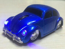 USB Collect classic Volkswagen VW beetle car wireless optical mouse for Laptop