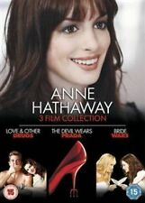 Anne Hathaway 3 Film Collection [DVD] [2006] Sealed