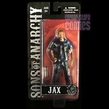 "Sons of Anarchy JAX TELLER SAMCRO Action Figure 6"" MEZCO In Stock NOW!"