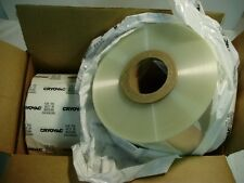 "2 rolls Cryovac Shrink Film 8"", 100 Guage, Center Fold"
