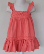 Jillian's Closet dress sz 12 months baby girl clothes summer cotton