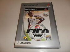 PlayStation 2  PS 2  FIFA Football 2002 (Platinum) (4)