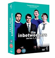 The Inbetweeners: Channel 4 Complete Series 12 3 + Deleted Scenes [3 DVD] BoxSet