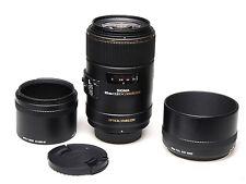 Sigma EX 105 mm F/2.8 MF HSM DG OS AF EX f. Nikon