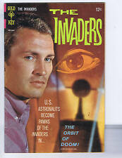 Invaders #2 Gold Key 1967