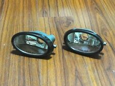 1Pair OEM Front Fog Lamps / Fog Lights For Honda Accord 4DR Sedan 1998-2002