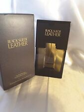 BLACK SUEDE LEATHER by AVON 3.4 fl oz - 100 ml Eau De Toilette Spray for Men NEW