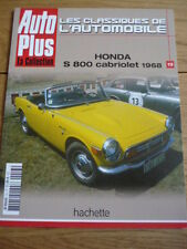 HONDA S800 Car Book jm