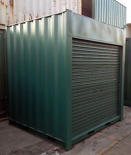 6'9ft 2m approx 8'6 General Purpose shipping container/storage shed